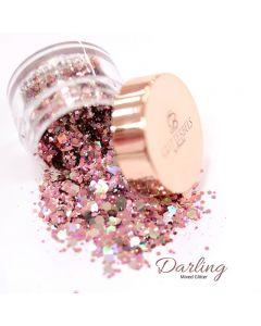 Glitterbels Loose Glitter 15g Darling Mixed