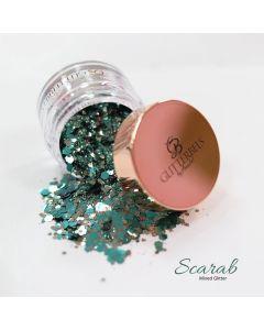 Glitterbels Loose Glitter 15g Scarab Mixed
