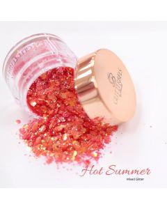 Glitterbels Loose Glitter 15g Hot Summer Mixed