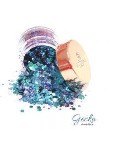 Glitterbels Loose Glitter 15g Gecko Mixed