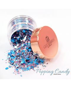 Glitterbels Loose Glitter 15g Popping Candy Mixed