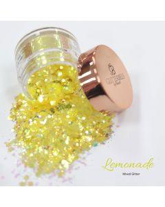Glitterbels Loose Glitter 15g Lemonade Mixed