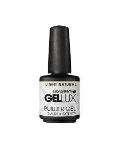 Gellux Builder Gel Light Natural 15ml