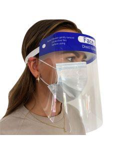 Clear Visor Face Shield