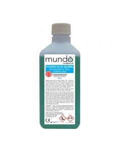 Mundo Power Plus Ultra Concentrated Instrument & Tool Disinfectant 500ml