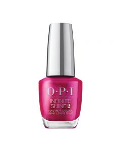 OPI Infinite Shine Merry in Cranberry 15ml Shine Bright Collection