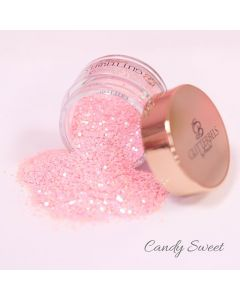 Glitterbels Loose Glitter 15g Candy Sweet Mixed
