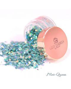 Glitterbels Loose Glitter 15g Mer-Queen