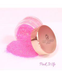 Glitterbels Loose Glitter 15g Pink It Up