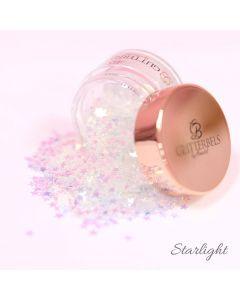 Glitterbels Loose Glitter 15g Star Light