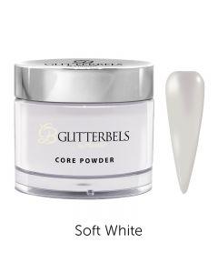 Glitterbels Core Acrylic Powder 56g Soft White