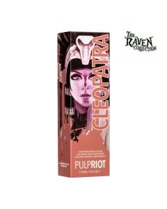 Pulp Riot Semi-Permanent Hair Color Raven Collection Cleopatra 118ml