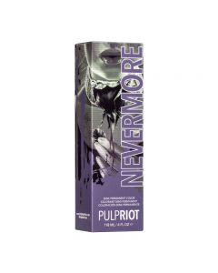 Pulp Riot Semi-Permanent Hair Color Raven Collection Nevermore 118ml