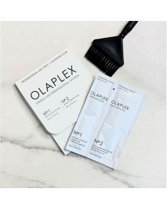 Olaplex Single Use Professional System Sample Pack No.1 and No.2