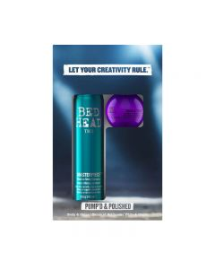 Tigi Bed Head Pump'd and Polished Gift Pack