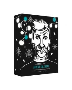 BARBER PRO 12 Days of Masking Advent Calendar