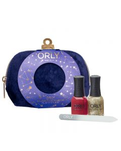Orly Deluxe Sapphire Collection Polish & File Set