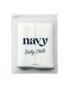 Navy Professional Dolly Cloth Duo Pack