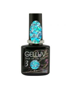 Gelluv Radiant 8ml Gel Polish Ice Queen Collection
