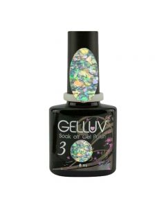Gelluv Majestic 8ml Gel Polish Ice Queen Collection