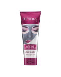 Retinol Purifying Charcoal Mask 100g
