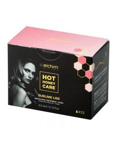 Elchim Hot Honey Care Sublime Liss Smoothing Treatment Pods x12