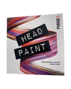 Fudge Professional Headpaint Delux Shade Chart