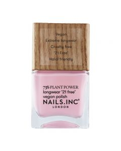 Nails Inc Everyday Self Care Plant Power Nail Polish 14ml