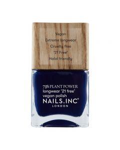 Nails Inc Spiritual Ganster Plant Power Nail Polish 14ml