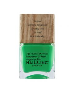 Nails Inc Mother Earths Calling Plant Power Nail Polish 14ml