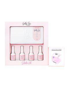 Kiara Sky Gelly Tip Kit Coffin Medium