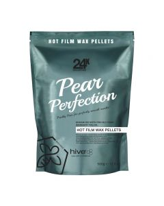 Hive 24K Collection Pear Perfection Hot Film Wax Pellets 500g