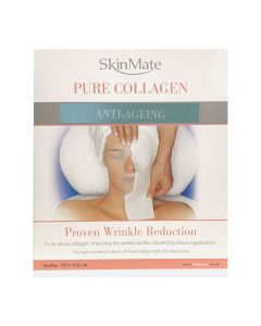SkinMate Collagen Anti-Ageing Face Shape Mask x1