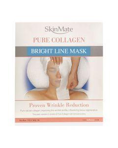 Skinmate Pure Collagen Skin Lightening Mask x1