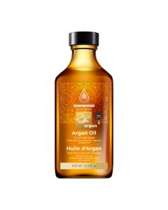 Moroccan Gold Series Argan Oil Treatment 100ml