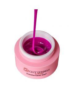Glitterbels Unbelievabel Gel 10ml Purple Party