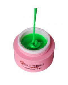 Glitterbels Unbelievabel Gel 10ml Glorious Green