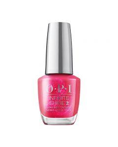 OPI Infinite Shine Strawberry Waves Forever 15ml Malibu Collection