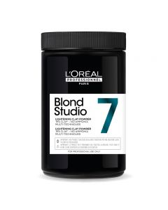 L'Oreal Blond Studio Clay Freehand Powder 500g