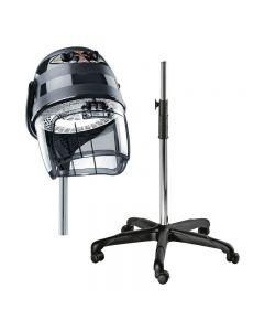 Ceriotti Equator 3000 Hood Dryer Black With Pedestal