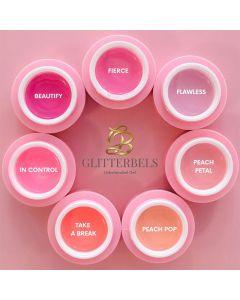 Glitterbels Unbelievabel Gel Princess Collection