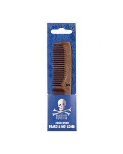 The Bluebeards Revenge Liquid Wood Beard and Mo' Comb