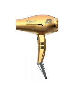 Parlux Alyon Air Ionizer Tech Hairdryer Gold (2250w)