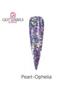 Glitterbels Coloured Acrylic Powder 28g Pearl-Ophelia