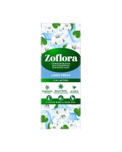 Zoflora Linen Fresh 500ml Concentrated Multipurpose Disinfectant