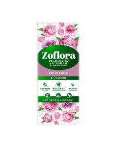 Zoflora Peony Blush 500ml Concentrated Multipurpose Disinfectant