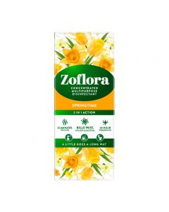 Zoflora Springtime 500ml Concentrated Multipurpose Disinfectant