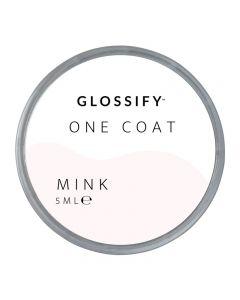 Glossify One Coat Gel 5ml Mink