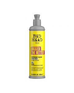 TIGI Bed Head Bigger The Better Conditioner 300ml