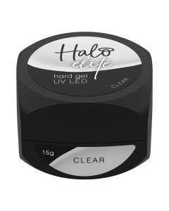 Halo Elite Hard Gel Clear 15g